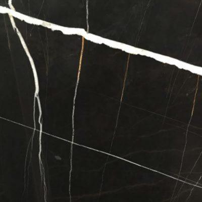 Piedra natural mármol de color negro BAMBOO NOIR