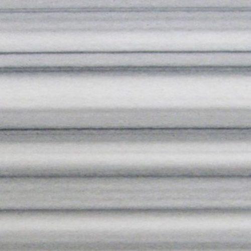 Piedra natural mármol de color blanco con líneas rectas de color gris MARMARA