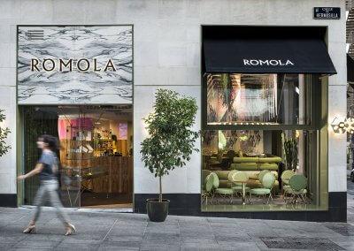 Restaurante Romola