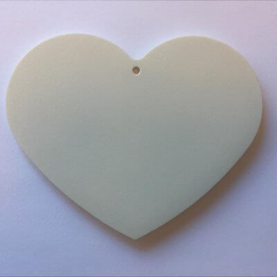 Heart Figura de Navidad