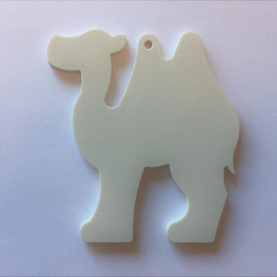 Camello Figura de Navidad