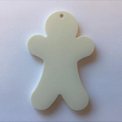 Ginger Cookie Figura de Navidad