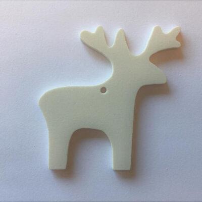 Reno Figura de Navidad